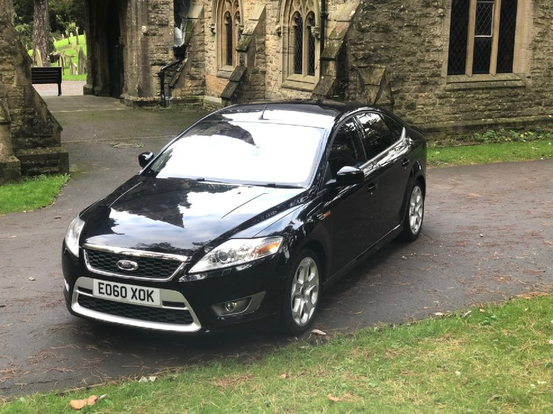 View FORD MONDEO T EcoBoost 203 Powershift Auto Titanium X Sport
