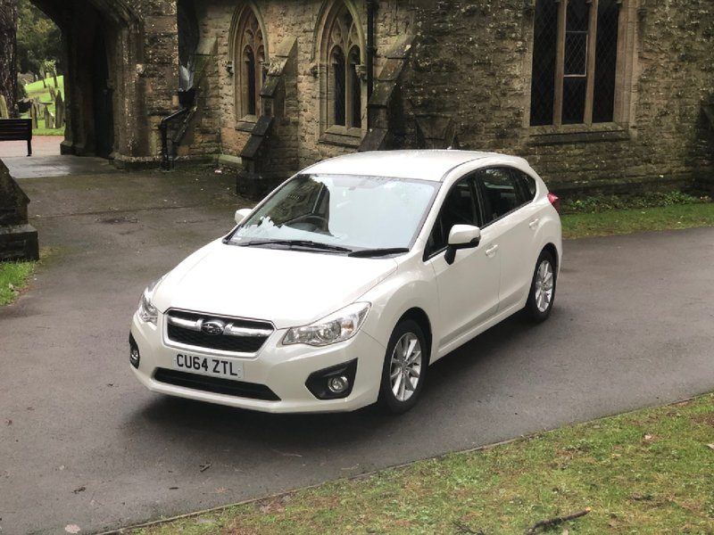 View SUBARU IMPREZA Start-Stop RC 1.6 AWD