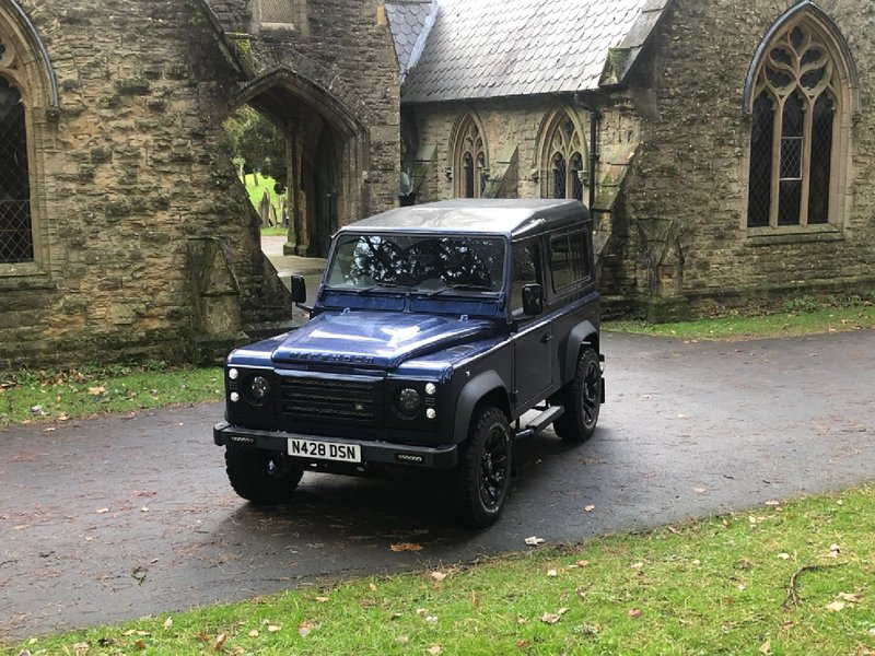 LAND ROVER DEFENDER 110 300 TDi 90 County