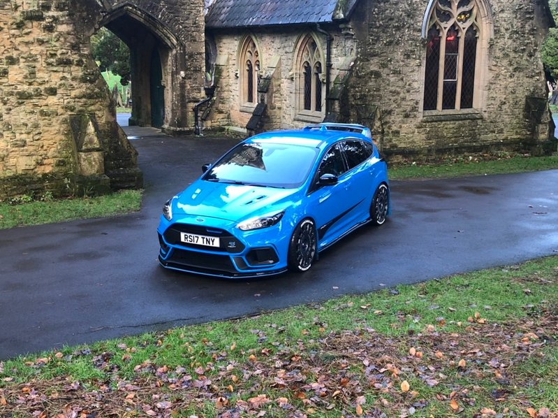 View FORD FOCUS T EcoBoost 350 Start-Stop RS