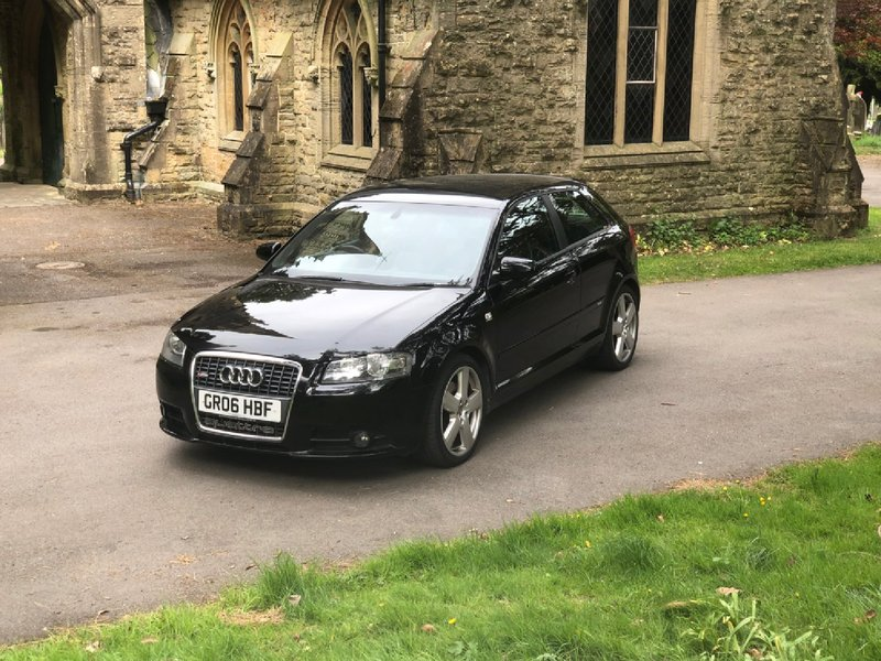 View AUDI A3 TFSi 200 S Line Special Edition