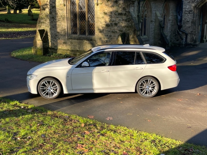 View BMW 3 SERIES 340I M SPORT TOURING