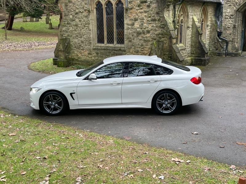 View BMW 4 SERIES 420D M SPORT GRAN COUPE