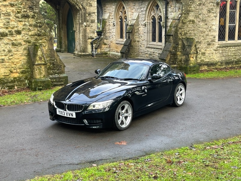 BMW Z SERIES Z4 SDRIVE18I M SPORT ROADSTER