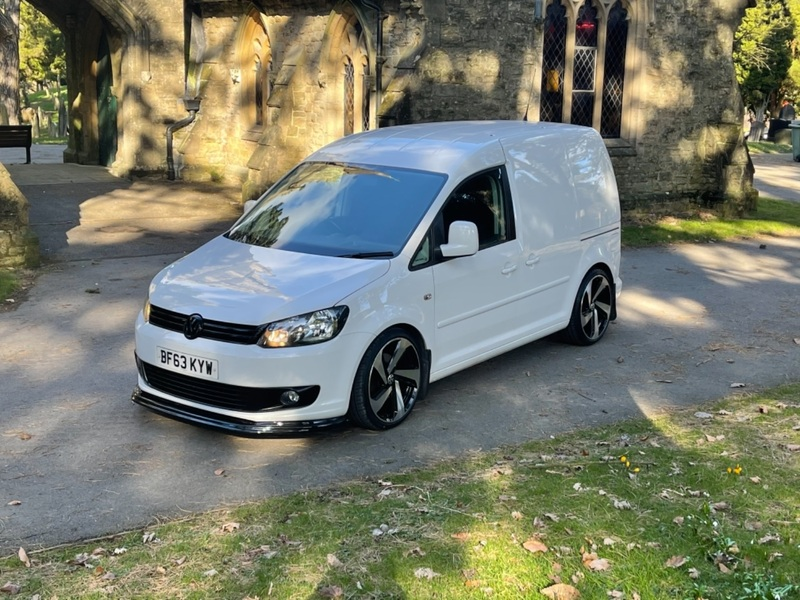 VOLKSWAGEN CADDY C20 TDI HIGHLINE 2.0 DSG